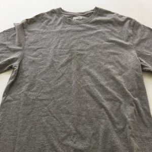 Duluth Trading Tee Basic Minimal T Shirt M Gray
